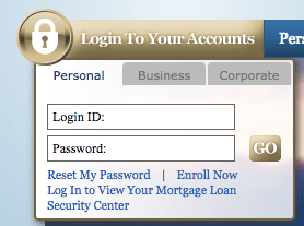 Zions Login Detail