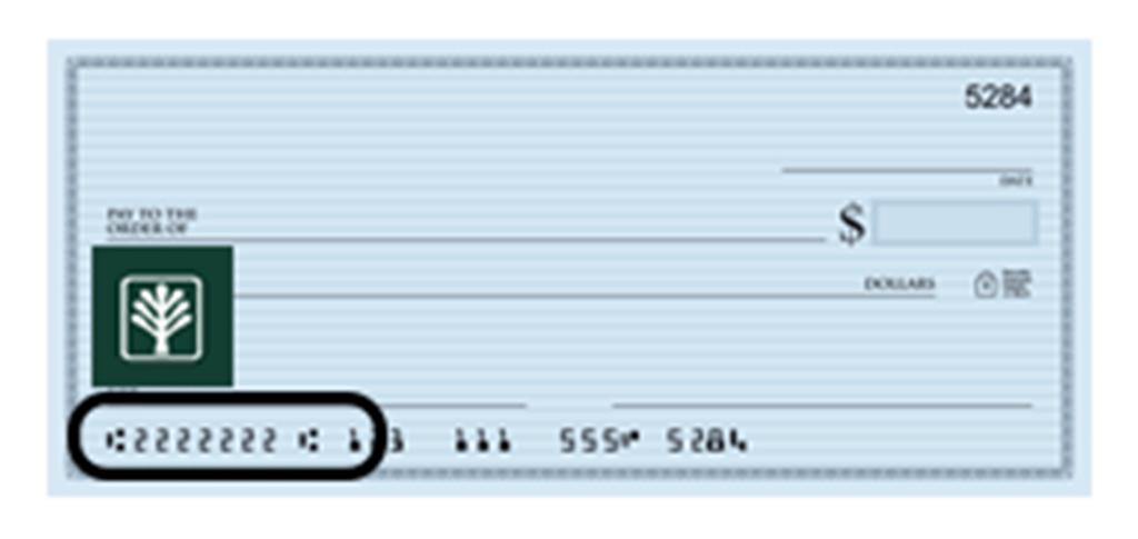 BancorpSouth Bank sample check