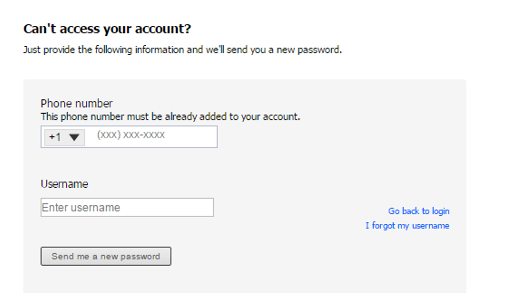 Bangor Savings Bank forgot password