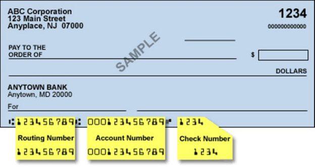 PNC Bank Check