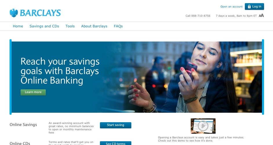 Barclays Login
