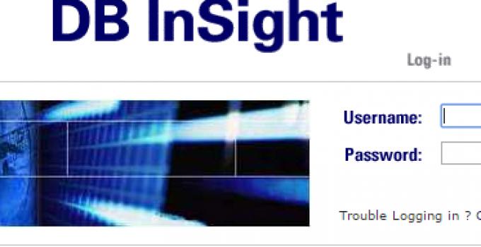 Deutsche Bank_Insigh