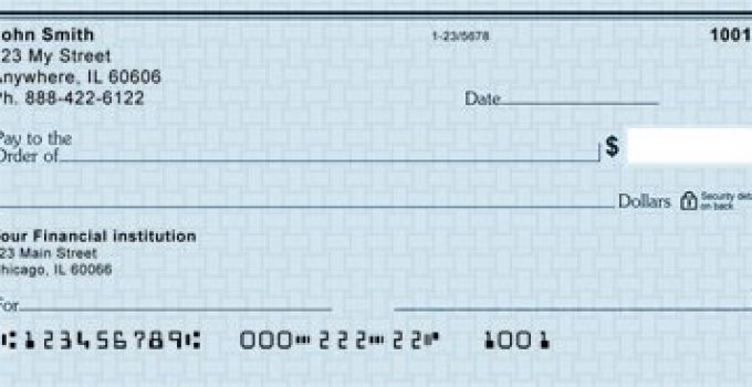 Liberty Bank Check